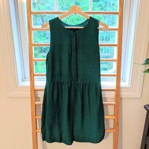 J. Crew Sleeveless Button Down Dress